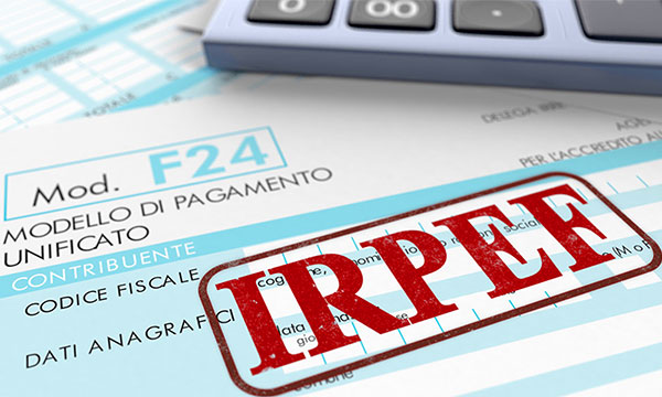 Studio Ercolano - News Acconto Irpef